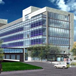 Queens Hospital Center, Ambulatory Care Pavilion